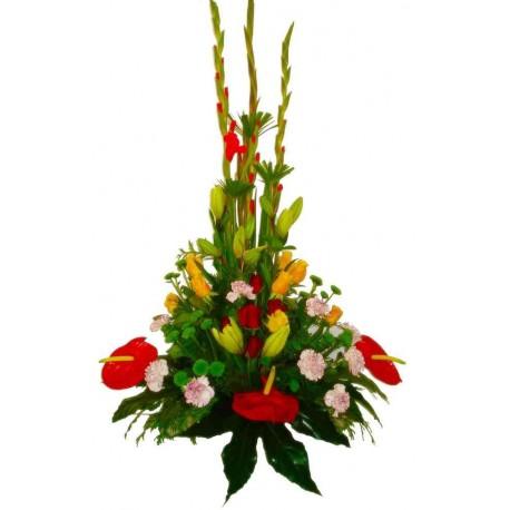 Centro Anthurium y Rosas